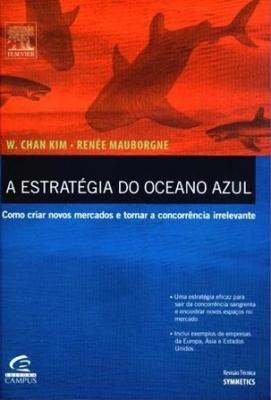 f322b098f2720 Capa do livro A Estratégia do Oceano Azul