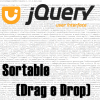 jQuery UI: Sortable, Drag e Drop Em Seus Sites