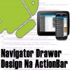 Navigator Drawer na ActionBar Android, Entendendo e Utilizando