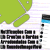 Notificação Interna Com a Lib Crouton no Android