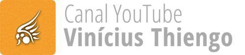 Logo do canal YouTube