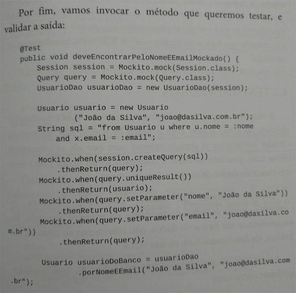Formatação do livro Testes Automatizados de Software - Um guia prático