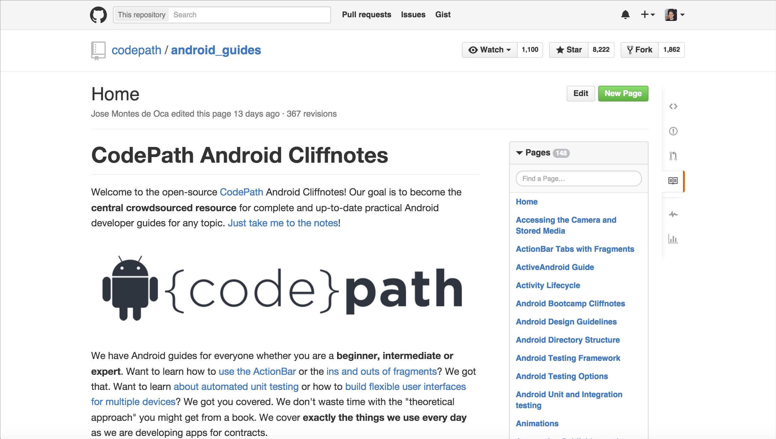 Codepath (startup / site)