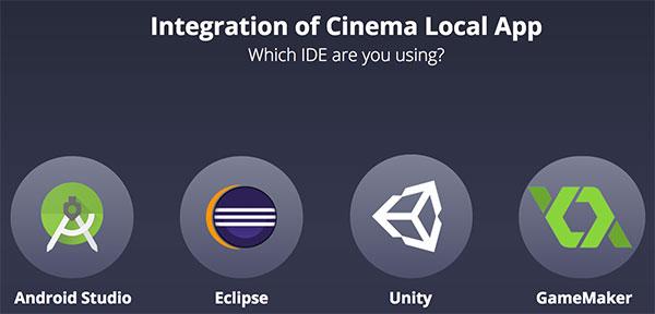Escolhendo o IDE para a implementação da Calldorado API