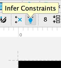 Ícone Infer Constraints