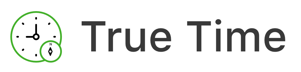 Logo da True Time Android API