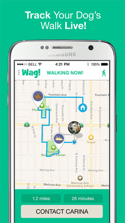 Weg! Android App com uso do Google Maps API