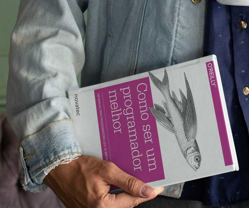Capa do livro Como Ser Um Programador Melhor
