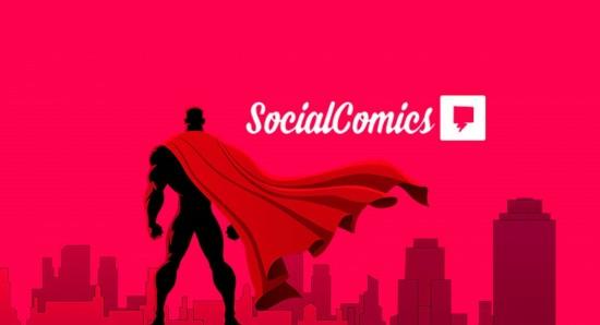 Logo Social Comics