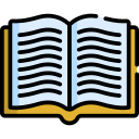 Ícone vetorial do livro Refatorando Para Programas Limpos