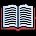 Ícone vetorial do livro Desenvolvedor Kotlin Android - Bibliotecas para o dia a dia