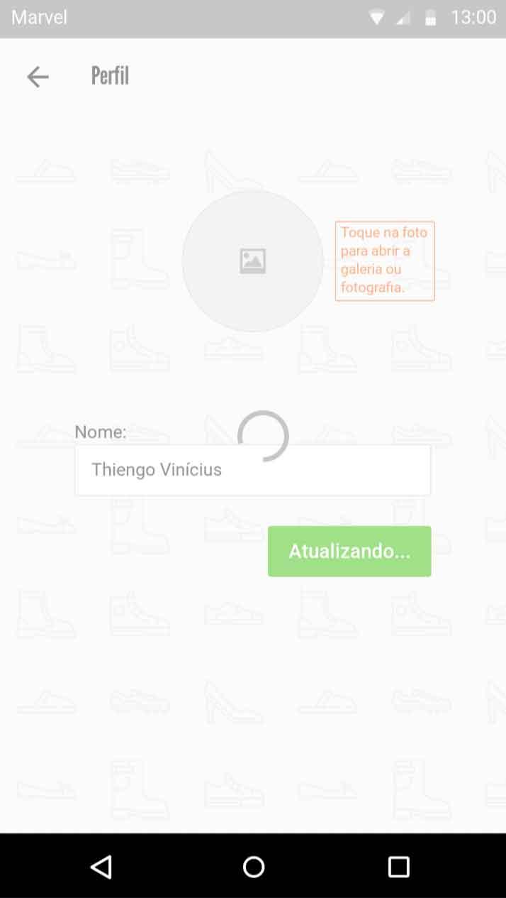 Load - atualização em back-end Web