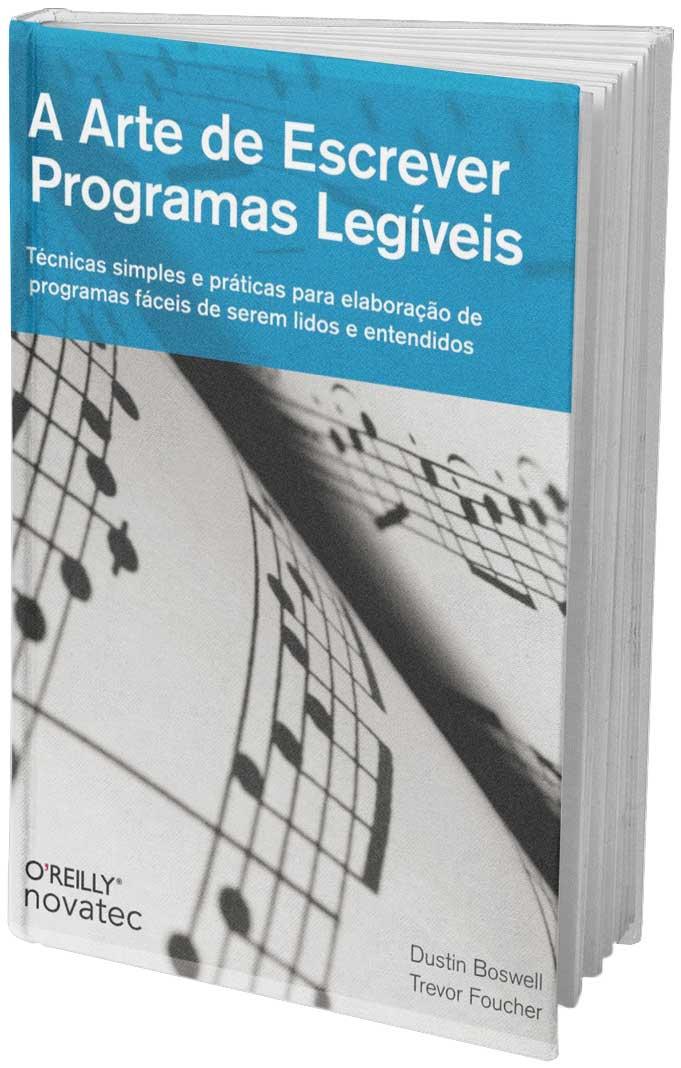 Livro A Arte de Escrever Programas Legíveis