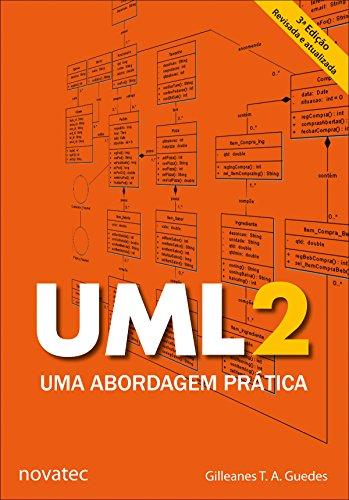 Capa do livro UML 2 - Uma Abordagem Prática - 3ª Edição