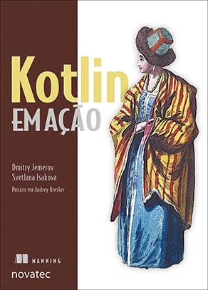Capa livro Kotlin em Ação