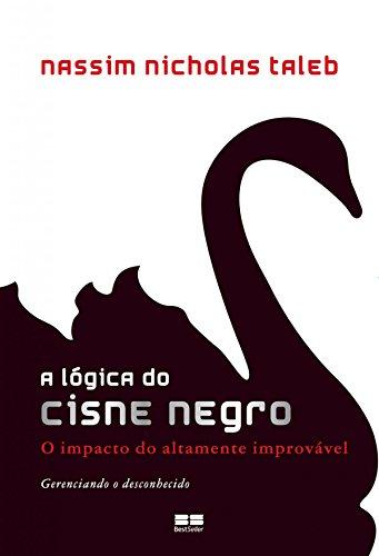 Capa livro A lógica do Cisne Negro