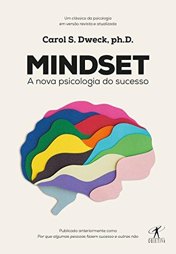 Capa livro Mindset - A nova psicologia do sucesso