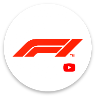 Ícone circular de abertura de app