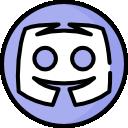 Ícone vetorial do item Grupo Discord da área de Grupos do app