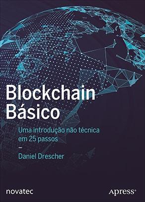Capa do livro Blockchain Básico
